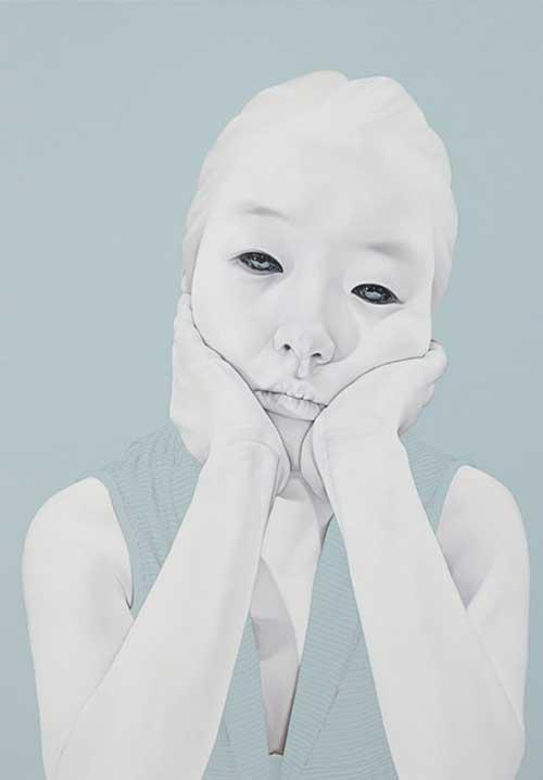 Sungsoo Kim portrait series
