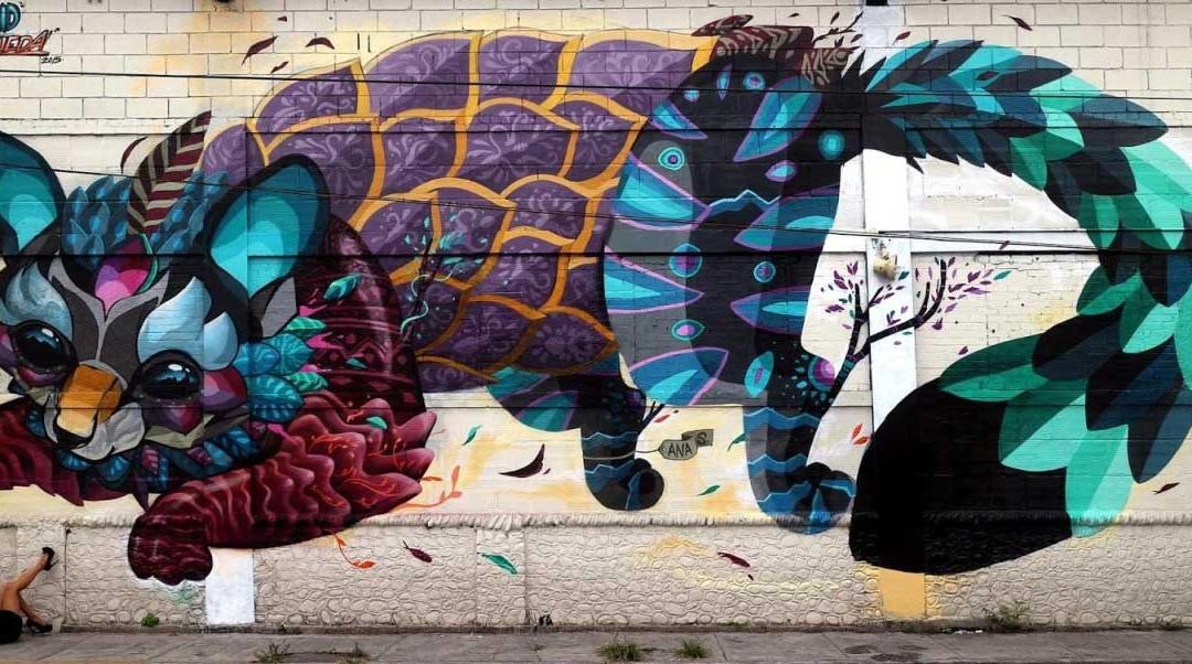 Farid Rueda top 15 Mexican street artist