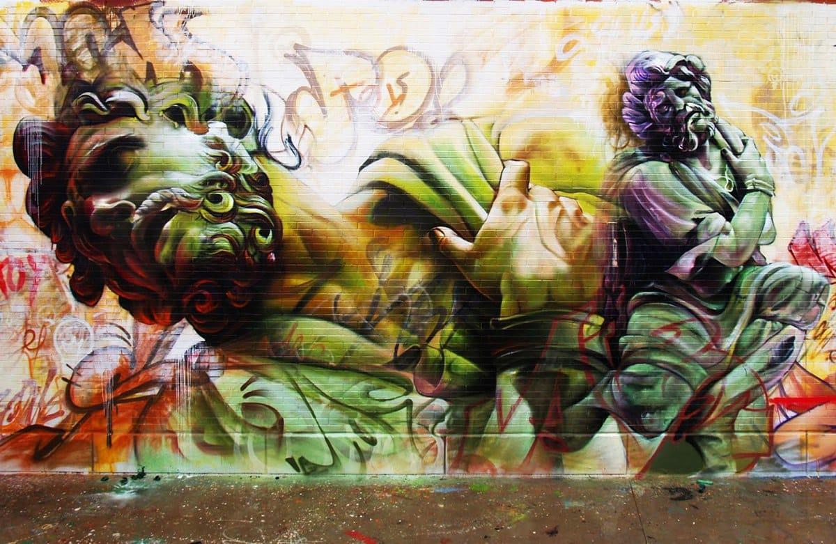 Pichi Avo Art - Vicar Wall - Almeria - Spain