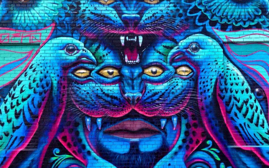 WERC Street Artist of the Concrete Jungle