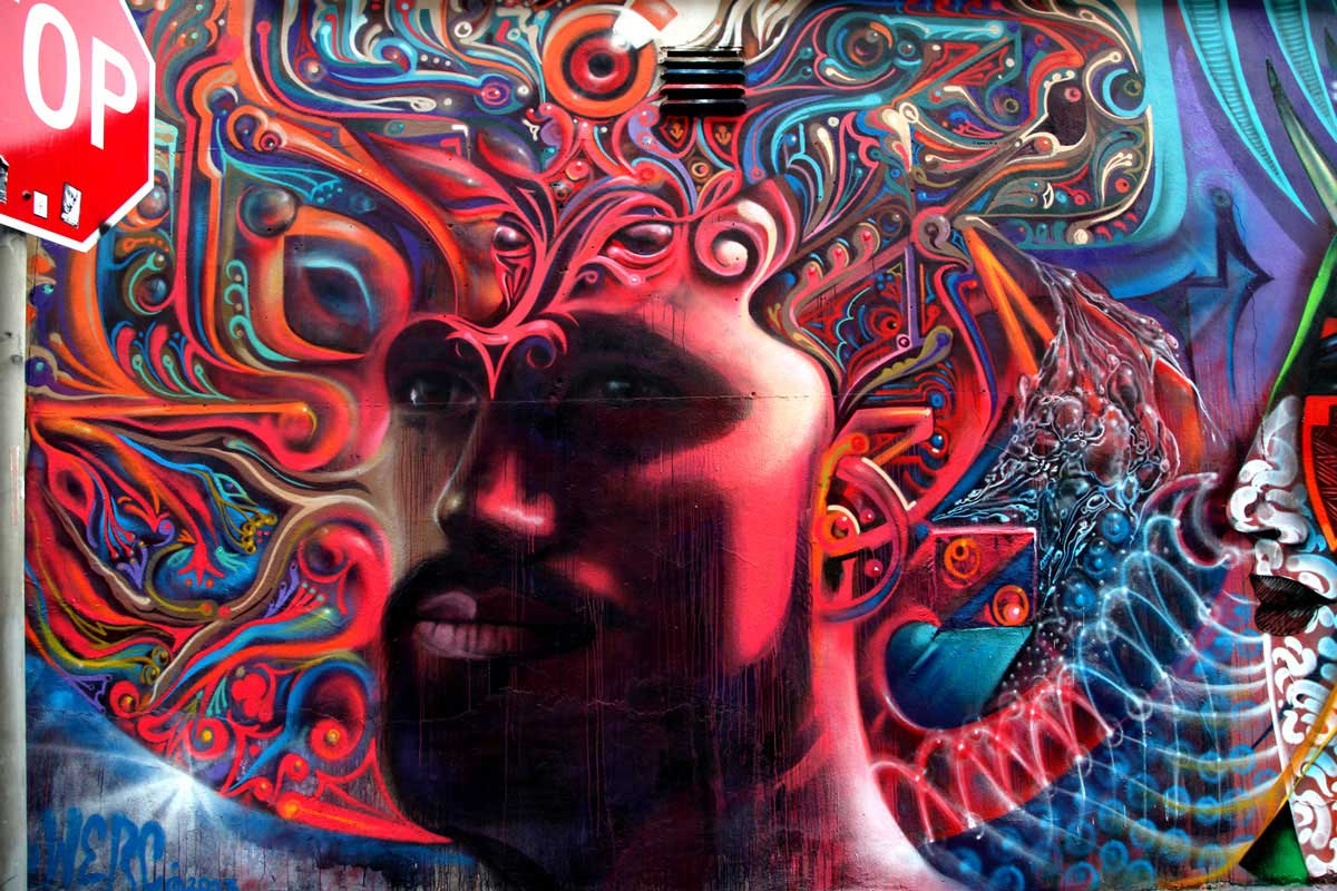 Werc street artist