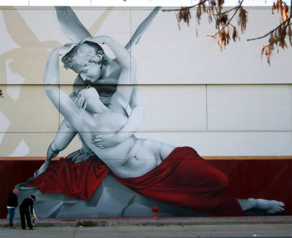 Man o Matic Street Art