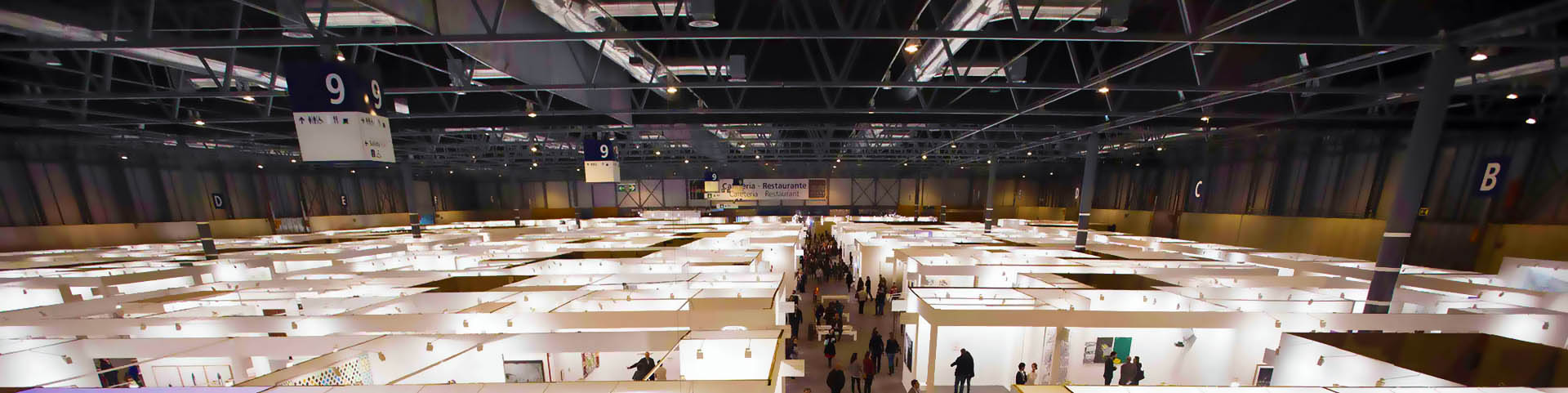 Art Fair Madrid Spain