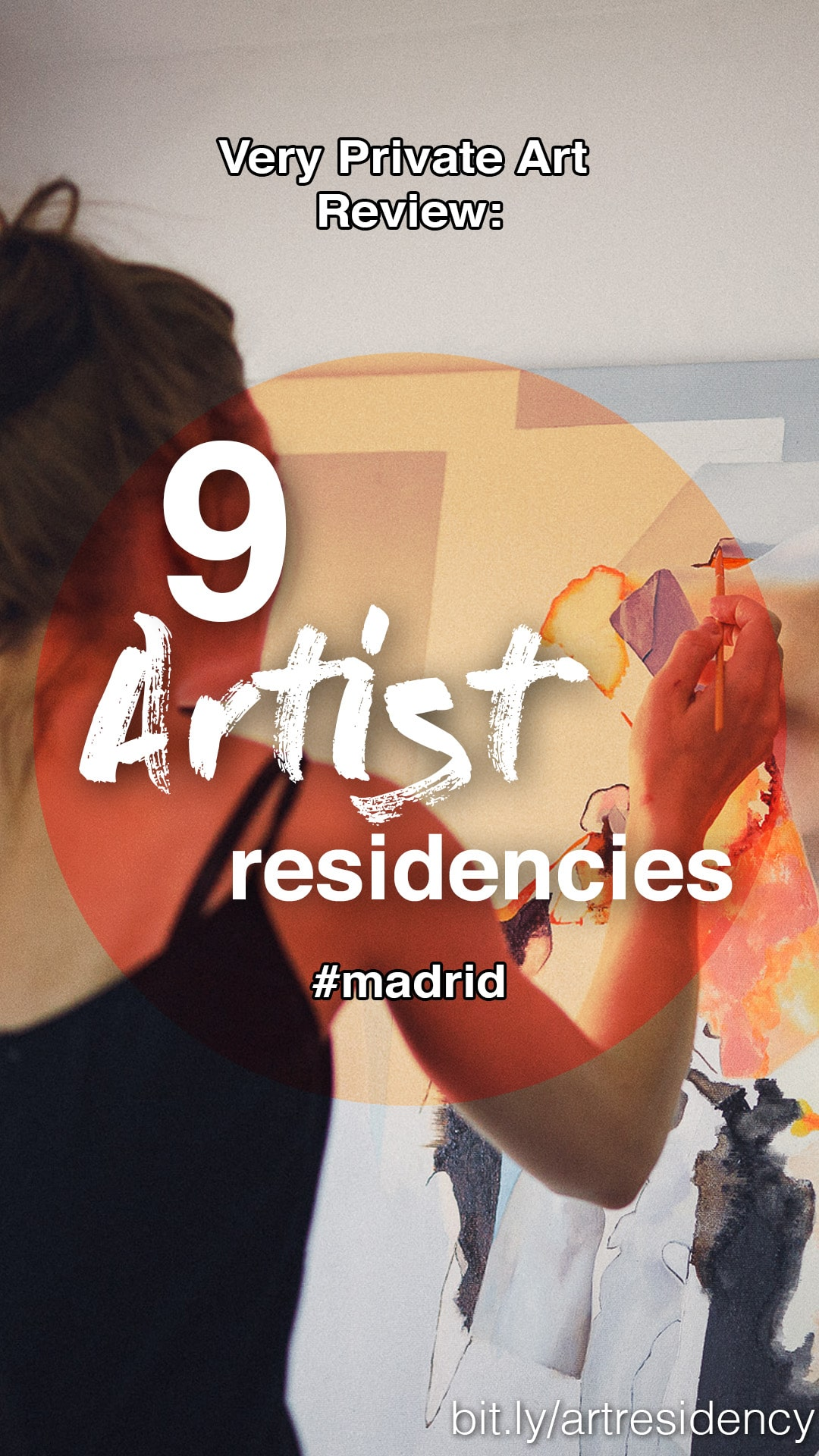 artist residency Madrid Spain