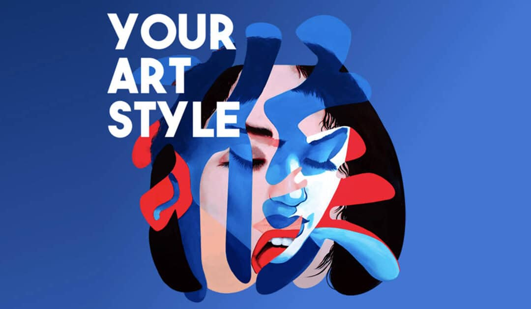 How to find your art style