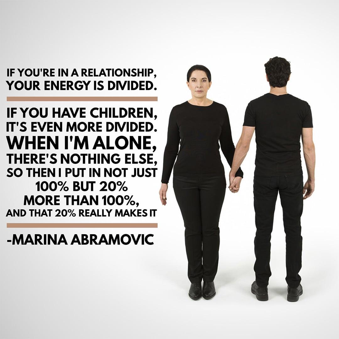 artists relationships