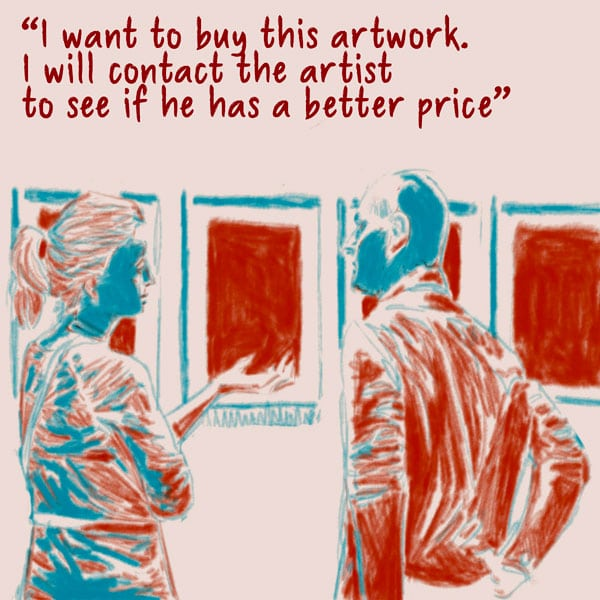 How to price my art