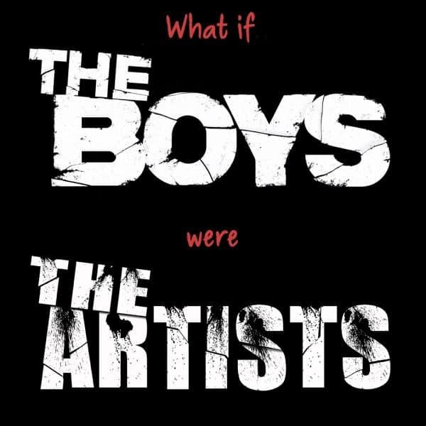 Artist Memes | The Boys cast