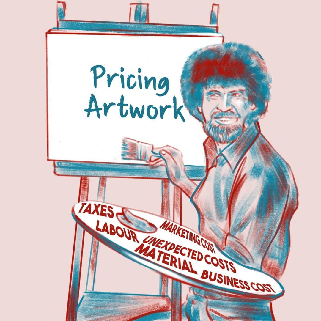How to price my art