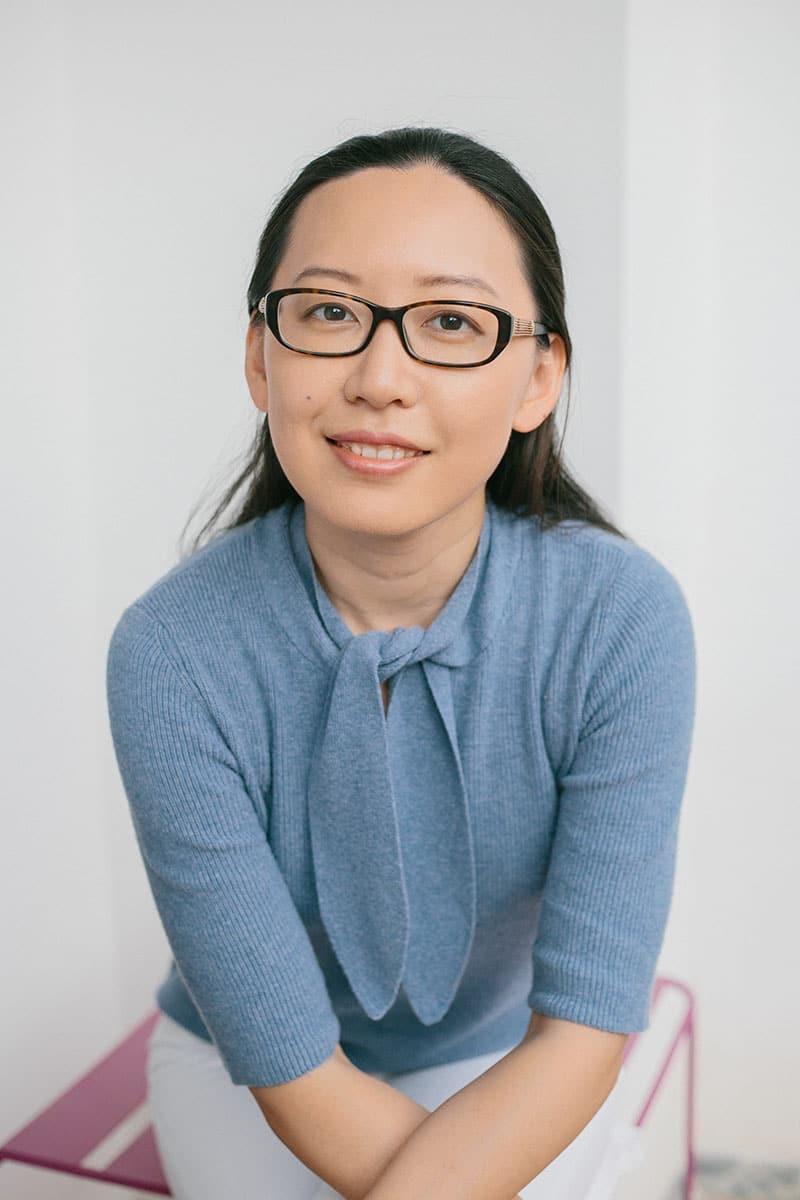 art business coach - Mo Li