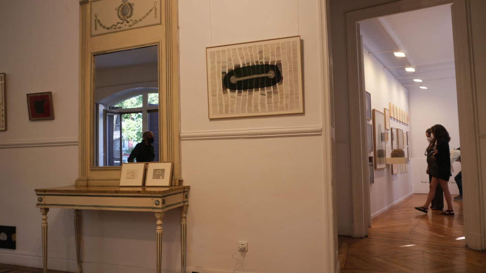 art fair madrid drawing room