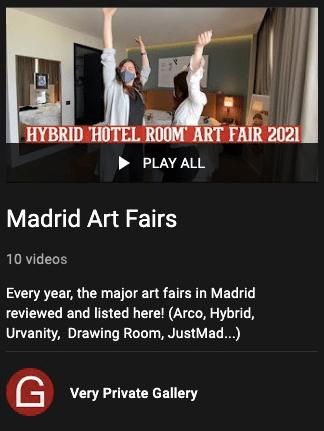 Art Fair Madrid 2021