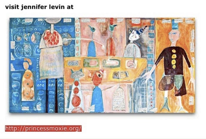 seo for artists outsider art example