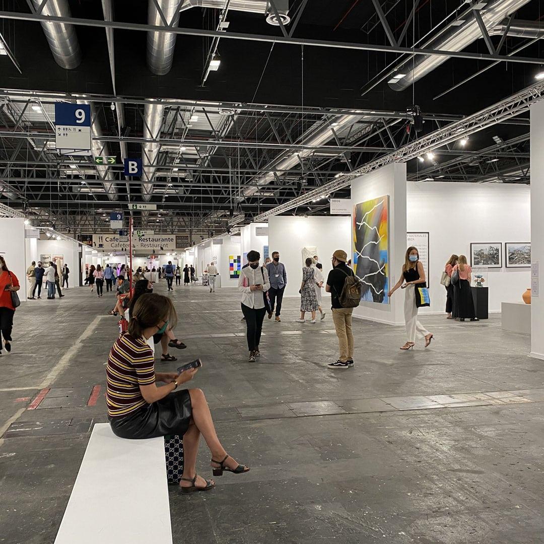 art fair madrid ARCO 2021